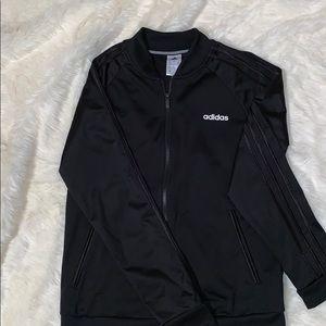 Adidas 3 stripe jacket